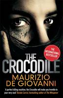 Cover for The Crocodile by Maurizio de Giovanni
