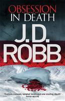 Cover for Obsession in Death by J. D. Robb