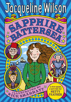 Cover for Sapphire Battersea by Jacqueline Wilson