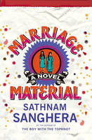 Cover for Marriage Material by Sathnam Sanghera