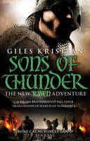 Cover for Raven: Sons of Thunder by Giles Kristian