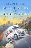Cover for Blue Lights and Long Nights by Les Pringle