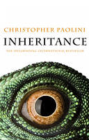 Cover for Inheritance by Christopher Paolini