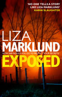 Cover for Exposed by Liza Marklund