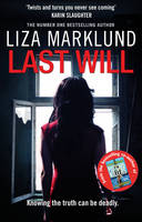Cover for Last Will by Liza Marklund
