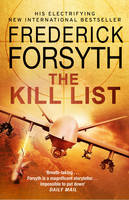 Cover for The Kill List by Frederick Forsyth