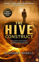 Cover for The Hive Construct by Alexander Maskill