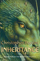 Cover for Inheritance Book Four by Christopher Paolini