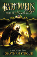 Cover for Bartimaeus 1: The Amulet of Samarkand by Jonathan Stroud