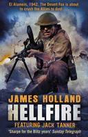 Cover for Hellfire by James Holland