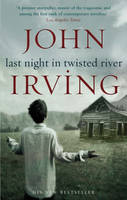 Cover for Last Night in Twisted River by John Irving