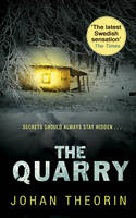 Cover for The Quarry by Johan Theorin
