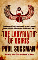 Cover for The Labyrinth of Osiris by Paul Sussman