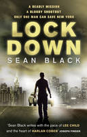 Cover for Lockdown by Sean Black