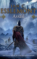 Cover for Assail A Novel of the Malazan Empire by Ian Cameron Esslemont