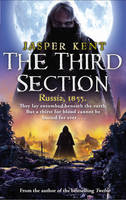 Cover for The Third Section by Jasper Kent