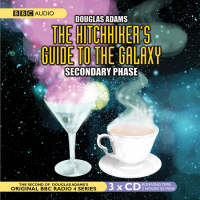 The Hitch-Hiker's Guide to the Galaxy: Secondary Phase