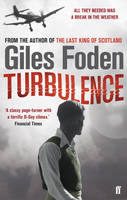 Cover for Turbulence by Giles Foden