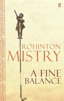 Cover for A Fine Balance by Rohinton Mistry