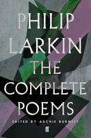 Cover for The Complete Poems of Philip Larkin by Philip Larkin
