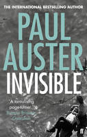 Cover for Invisible by Paul Auster