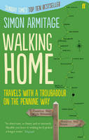 Cover for Walking Home by Simon Armitage