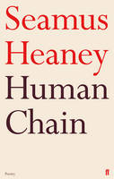 Cover for Human Chain by Seamus Heaney