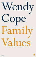 Cover for Family Values by Wendy Cope