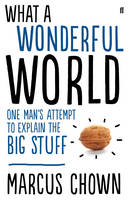 Cover for What a Wonderful World One Man's Attempt to Explain the Big Stuff by Marcus Chown
