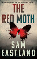Cover for The Red Moth by Sam Eastland