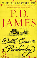 Cover for Death Comes to Pemberley by P. D. James