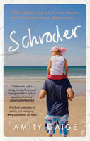 Cover for Schroder by Amity Gaige