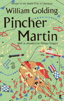 Cover for Pincher Martin by William Golding
