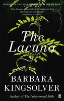 Cover for The Lacuna by Barbara Kingsolver