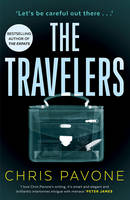 Cover for The Travelers by Chris Pavone