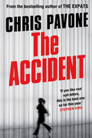 Cover for The Accident by Chris Pavone