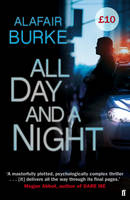 Cover for All Day and a Night by Alafair Burke