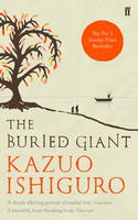 Cover for The Buried Giant by Kazuo Ishiguro