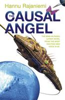 Cover for The Causal Angel by Hannu Rajaniemi