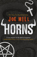 Cover for Horns by Joe Hill