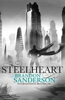 Cover for Steelheart by Brandon Sanderson