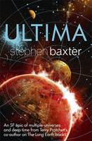 Cover for Ultima by Stephen Baxter