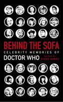 Cover for Behind the Sofa Celebrity Memories of Doctor Who by