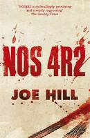 Cover for Nos4r2 by Joe Hill