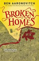 Cover for Broken Homes by Ben Aaronovitch