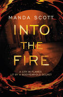 Cover for Into the Fire by Manda Scott