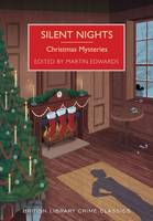 Cover for Silent Nights Christmas Mysteries by Martin Edwards