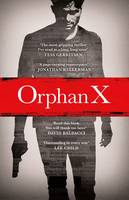 Cover for Orphan X by Gregg Hurwitz