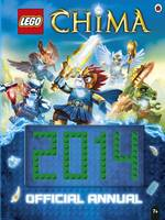 LEGO Legends of Chima Official Annual by