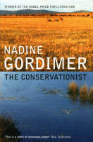 Cover for The Conservationist by Nadine Gordimer